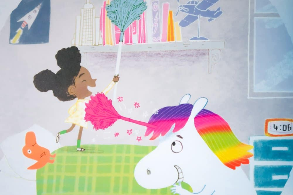 This Is NOT A Unicorn! - Illustrations