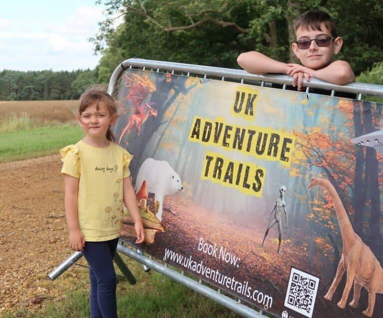 UK Adventure Trails Norfolk