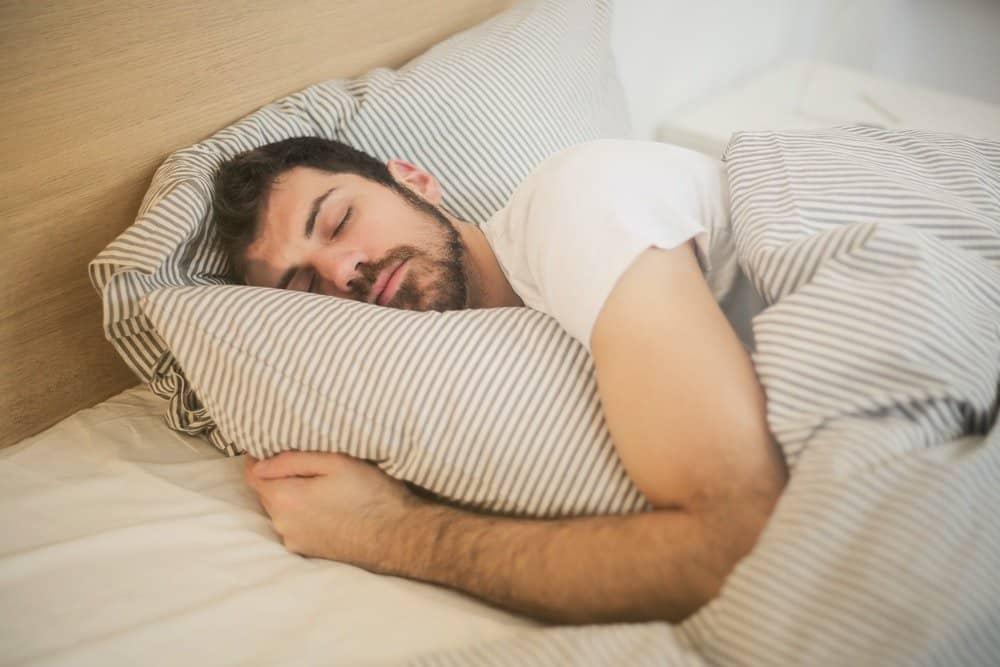aren't getting enough sleep
