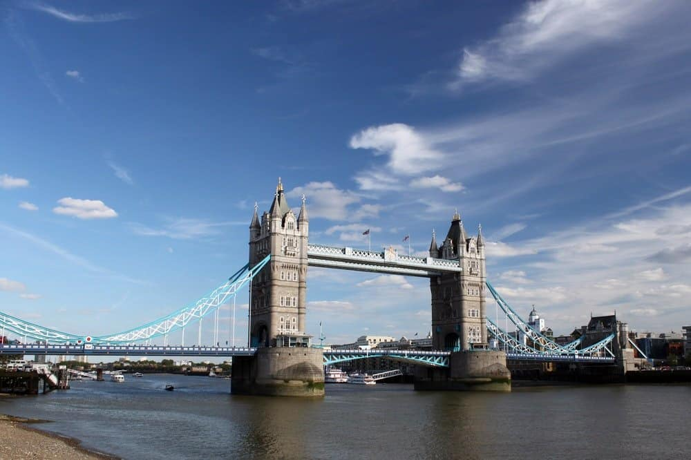 Museums in the South of England:  Tower Bridge, London