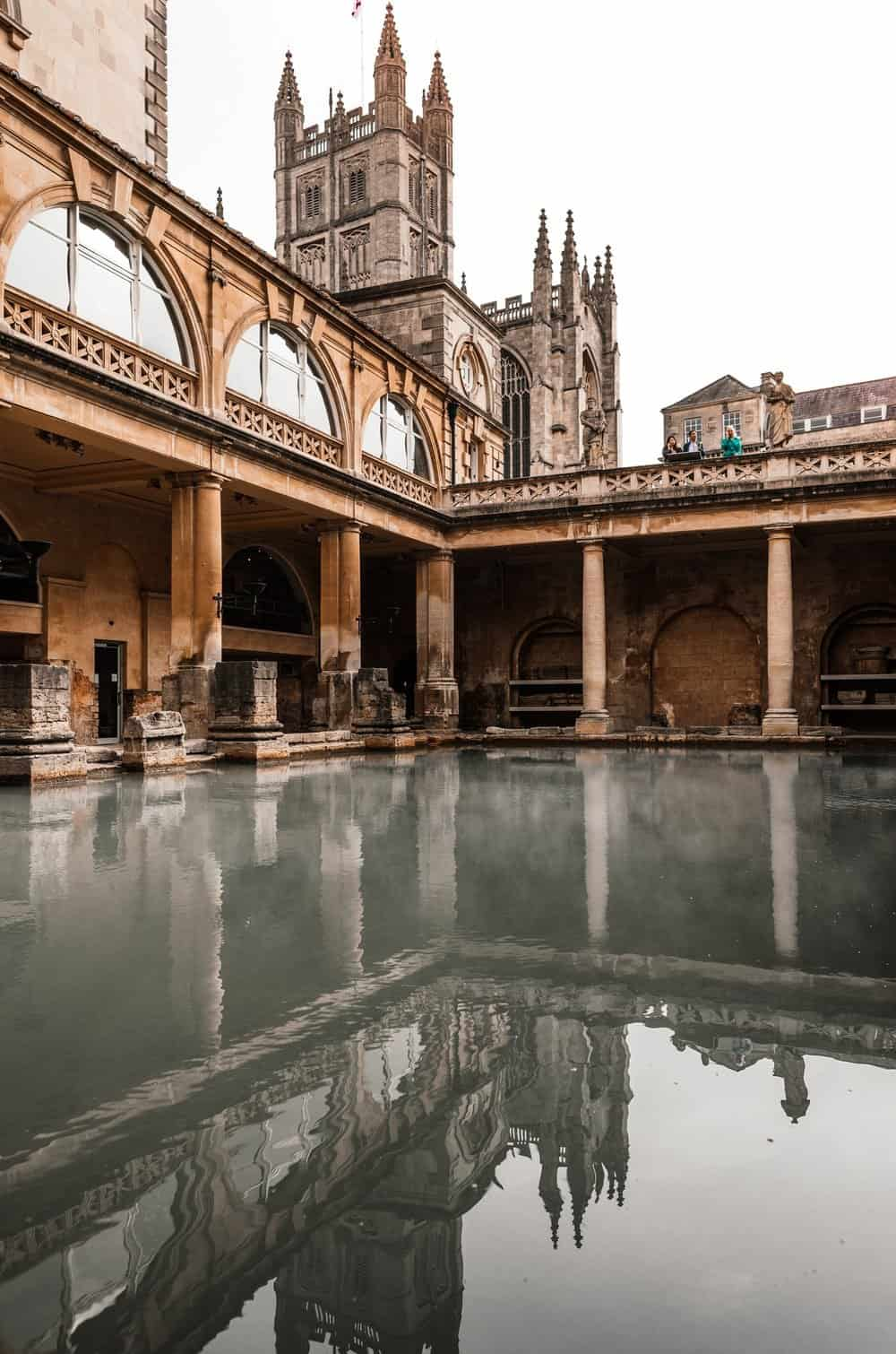 Museums in the South of England: Roman Baths, Bath