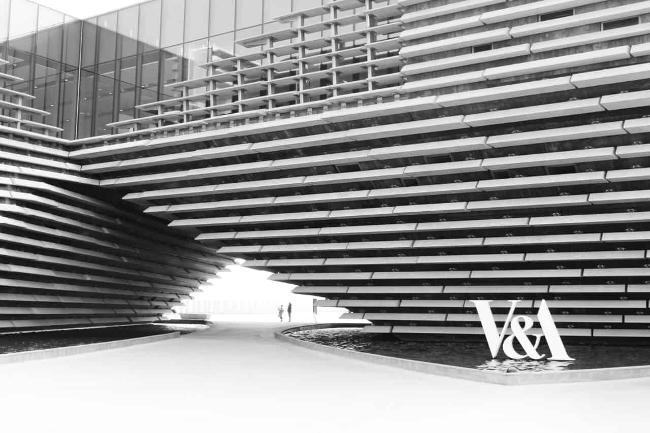 Dundee V&A Museum - educational attractions in Scotland