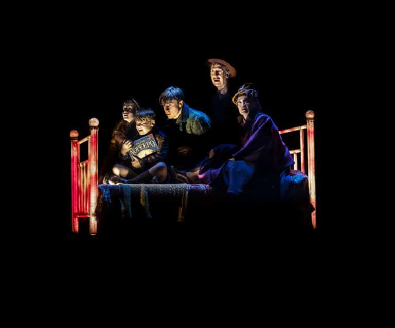 Bedknobs and Broomsticks: The Magical Musical