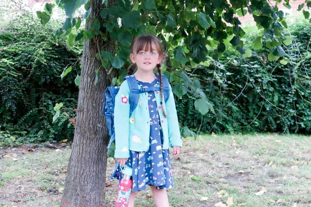 Frugi Back To School - Piglet