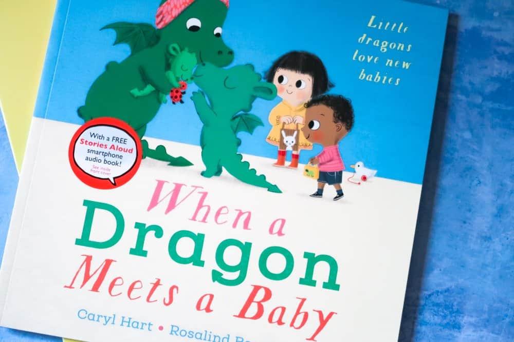 When a Dragon Meets a Baby
