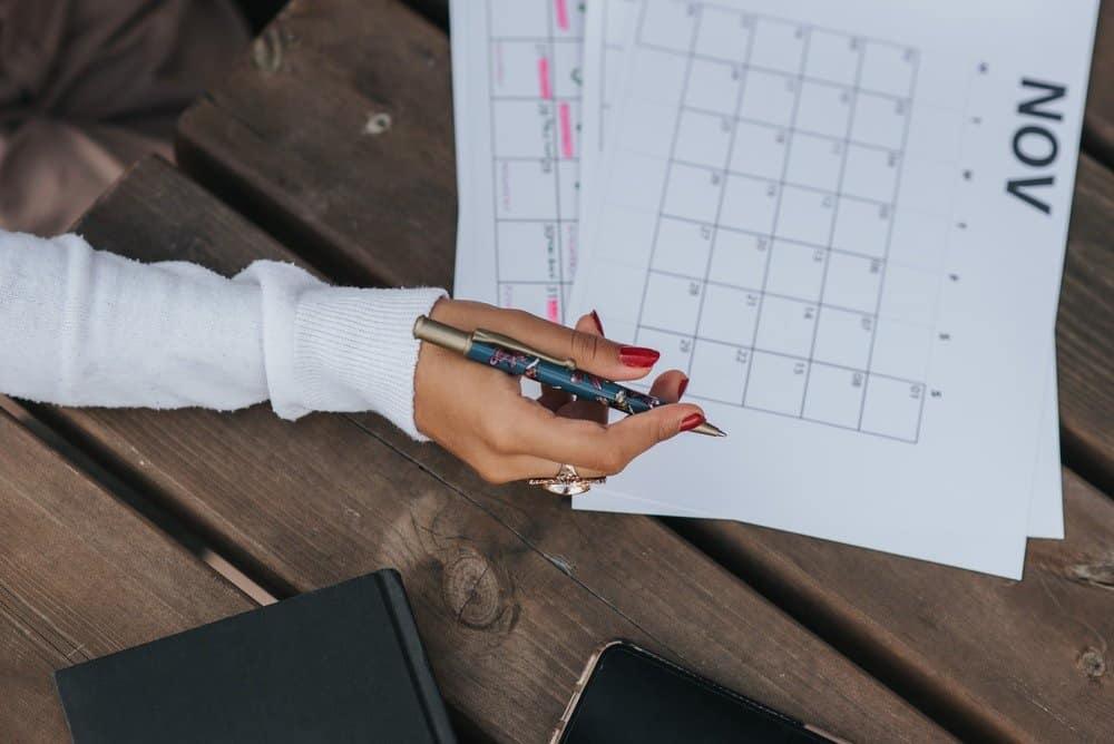 Why do you need an editorial calendar