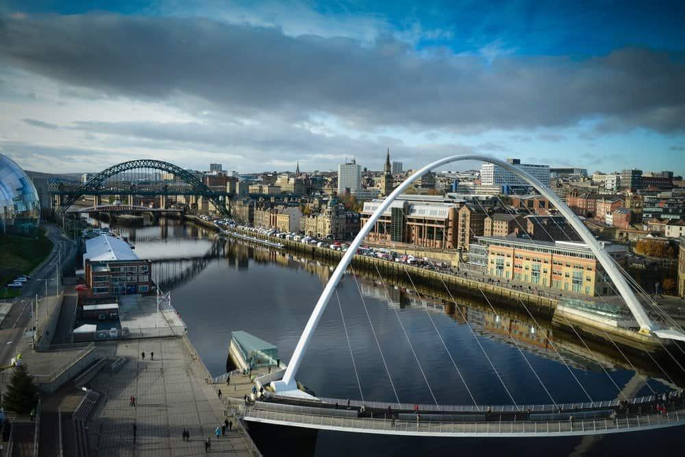 Newcastle Upon Tyne - North East of England