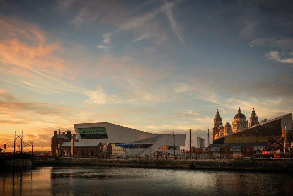Liverpool - North West of England