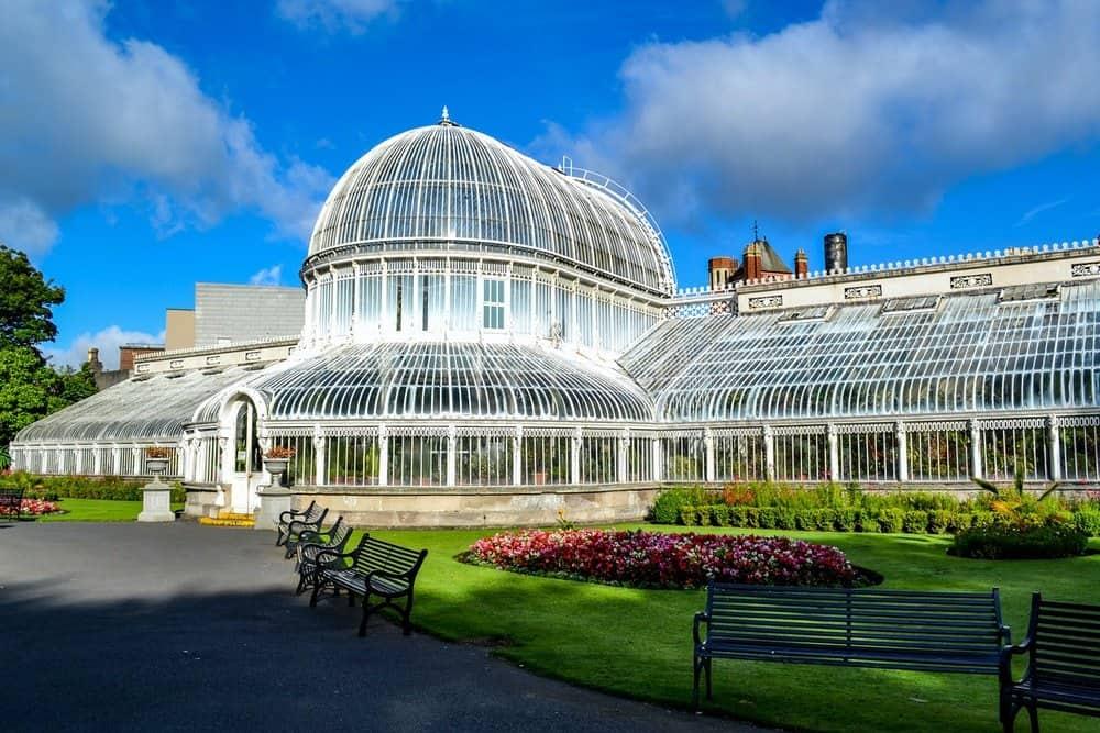 The Botanic Gardens - Belfast, Northern Ireland