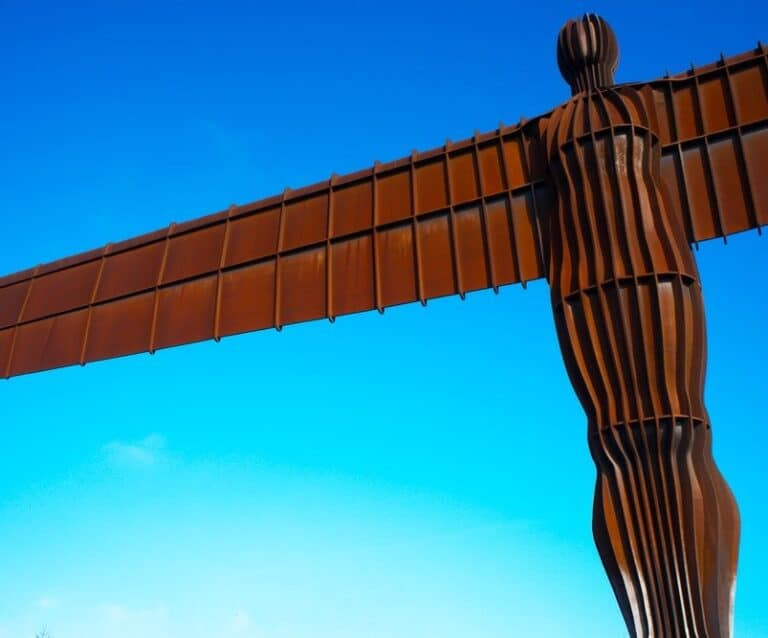 Angel of the North - North East of England
