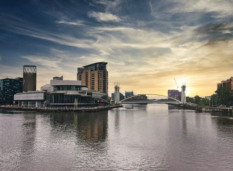 Manchester - North West of England