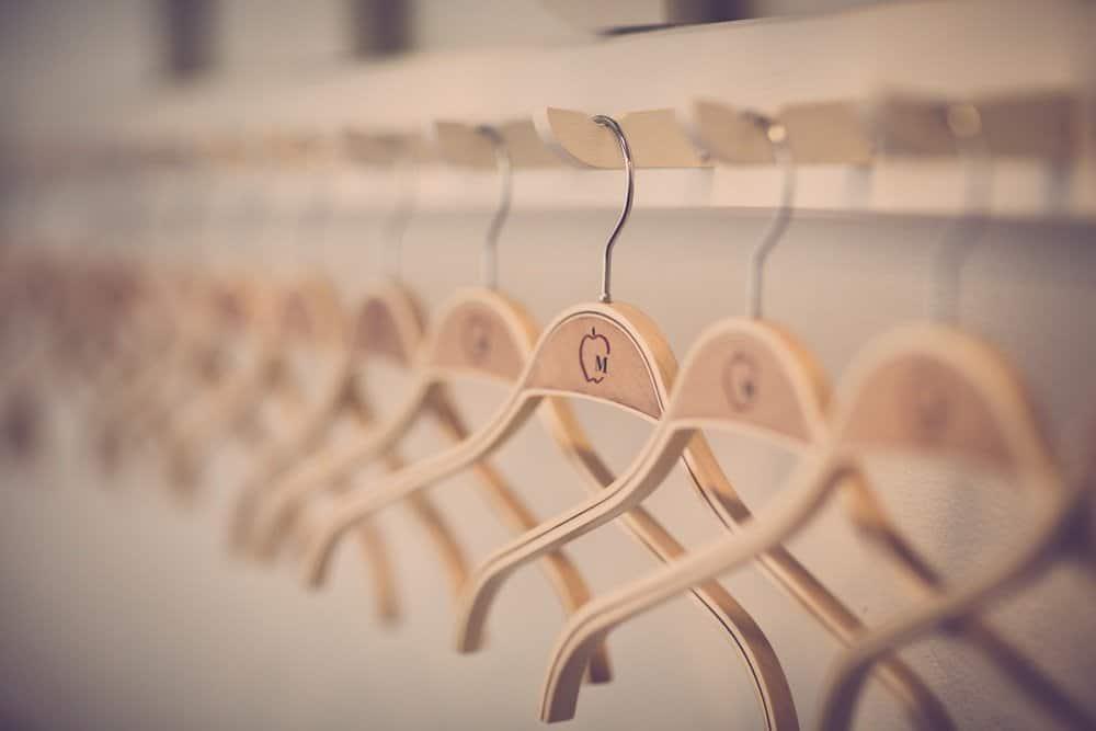 Organising Your Kid's Wardrobe - Hangers