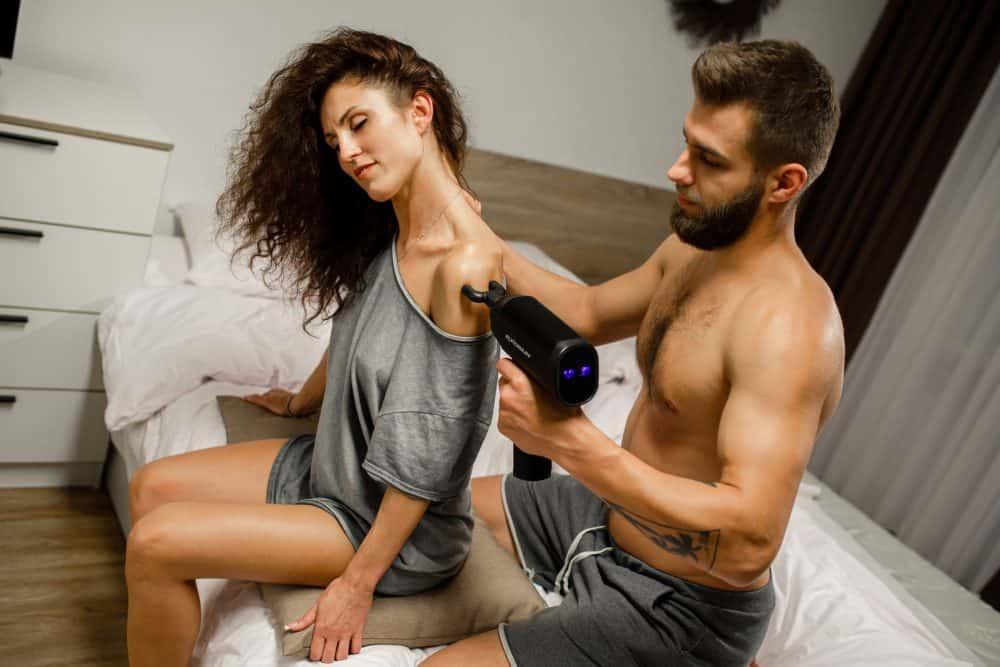 ExoGun DreamPro: Eliminate Tension With Deep Tissue Massage