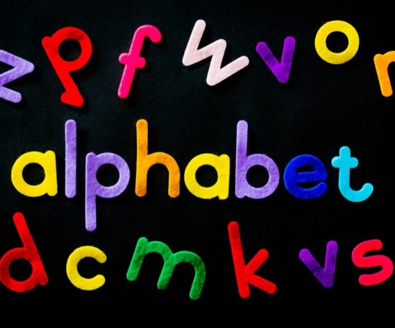 eight ways to teach your child to read and write the letters of the alphabet