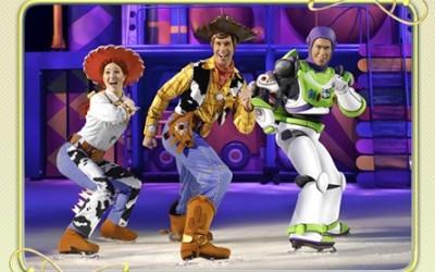 100 Years of Magic: Disney On Ice Tour